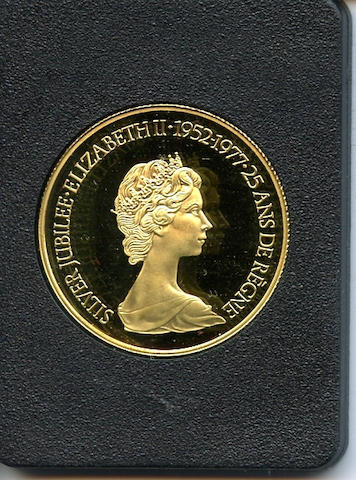 Canada, Royal Canadian Mint 1977 $100 Proof