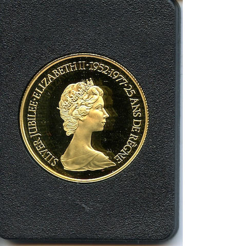 Canada, Royal Canadian Mint 1977 $100 Proof