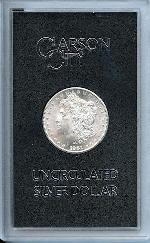 1881-CC $1 GSA