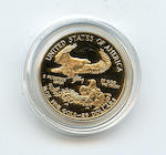1990 $25 (1/2 Ounce) Gold Eagle, Proof