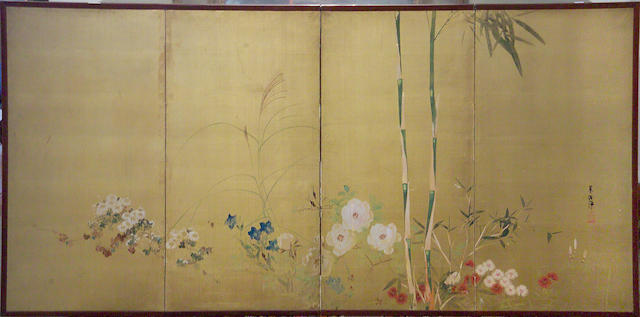 Anonymous (20th century) Flowering plants