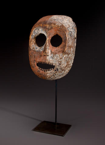 Kumu Mask, Democratic Republic of Congo