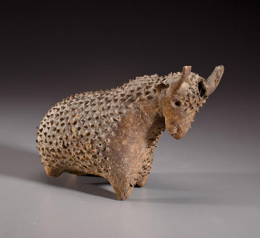 Nguni Snuff Container, Eastern Cape Province, South Africa