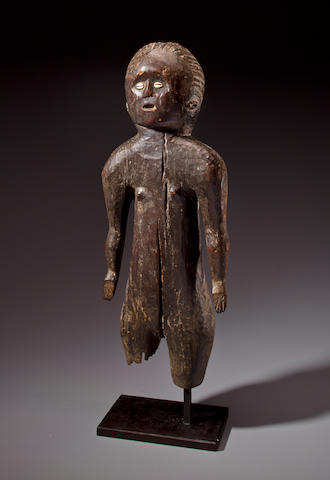 Ngbaka Female Figure, Democratic Republic of the Congo