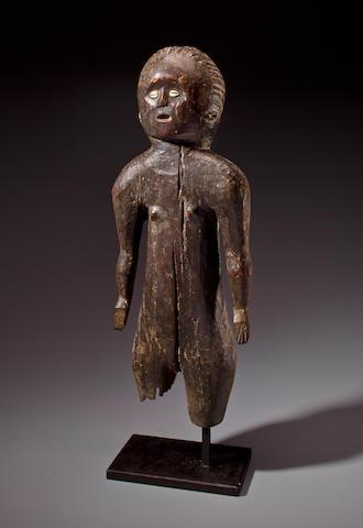 Ngbaka Female Figure, Democratic Republic of the Congo