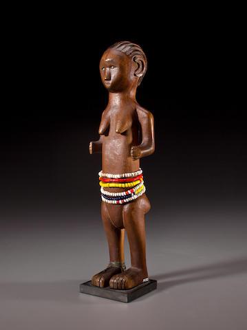 Luguru Female Figure, Tanzania