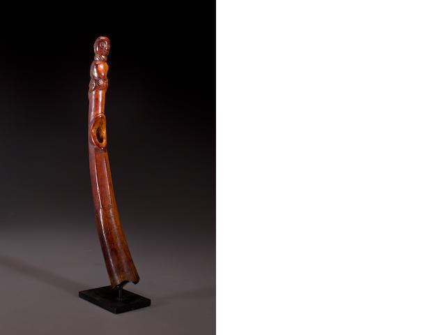 Kongo Ivory Trumpet