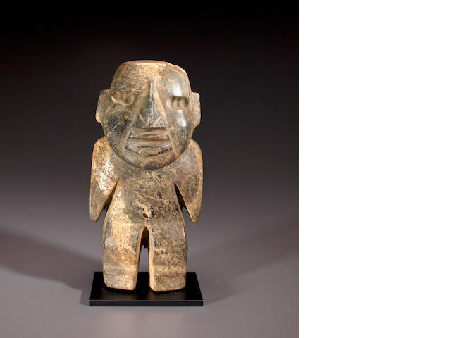 Olmecoid Stone Figure