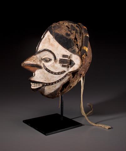 Igbo/Ibo Mwo Mask