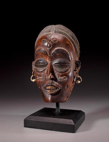 Chokwe Pwo Mask, Angola