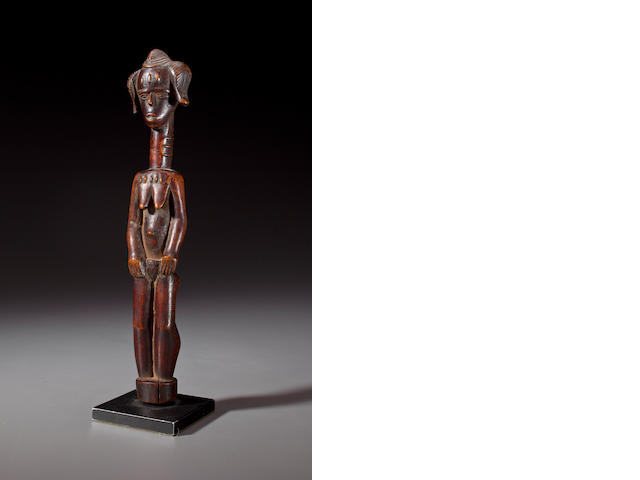 Guro Staff Finial, Ivory Coast