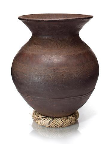 Nupe pot, Nigeria