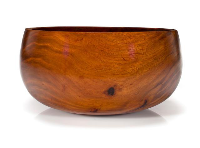 Large Koa Calabash