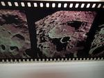 APOLLO 11'S HASSELBLAD POSITIVES. Roll of slide film, being duplicate positives from Hasselblad magazines R, S, T, U, and V.