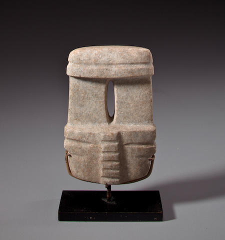 Mezcala Stone Temple, Late Preclassic, ca. 300 - 100 B.C.