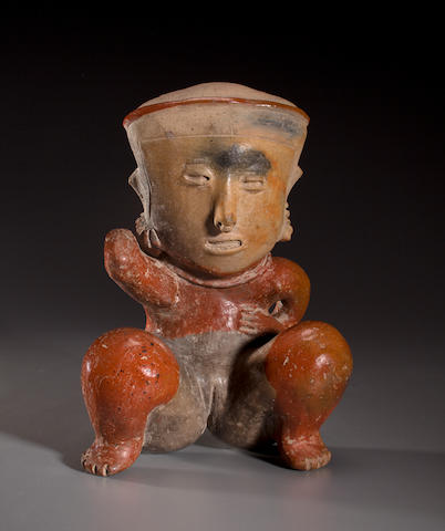 Chinesco Seated Figure
