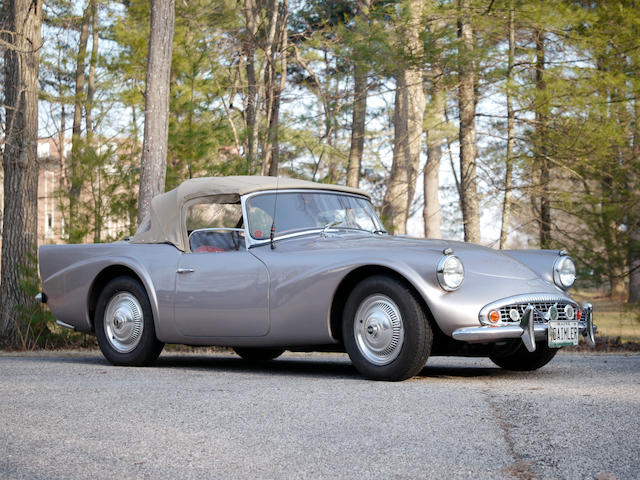 From the Estate of Barry Flynn, three owners from new,1960 Daimler SP250 Dart Two Seater Sports  Chassis no. 100320
