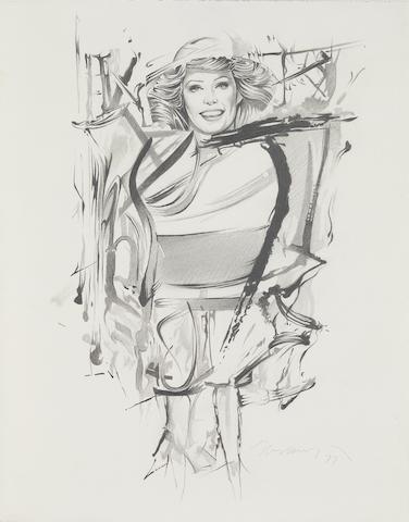 Mel Ramos (born 1935)