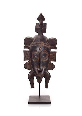 Senufo Mask, Ivory Coast
