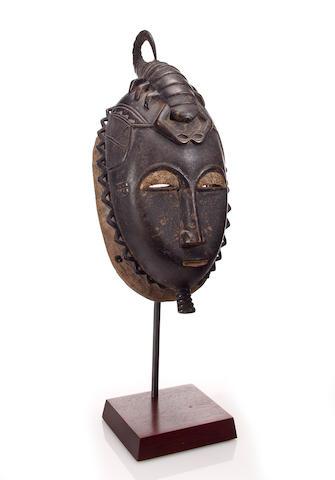 """Mask, """"scorpion mask"""""""