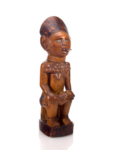 Yombe Maternity Figure, Cabinda and Congo Brazzaville Region, Democratic Republic of Congo