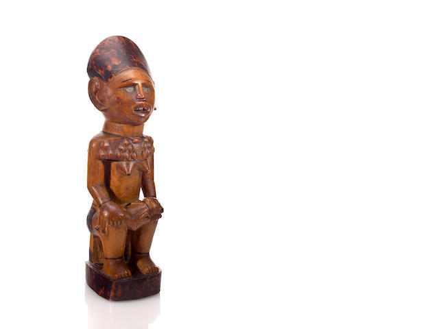 Maternity figure, Yombe, Democratic Republic of the Congo