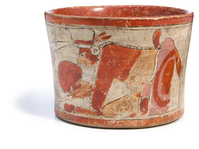 Maya Cylinder Bowl