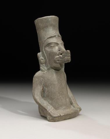 Zapotec Figural Vessel, Monte Alban II, ca. 200 B.C. - A.D. 250