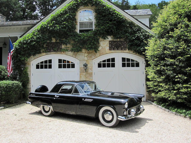 1956 Ford Thunderbird  Chassis no. P6FH190753