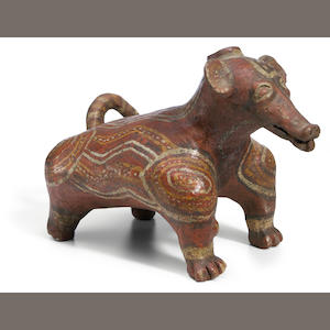 Colima or Nayarit Standing Dog