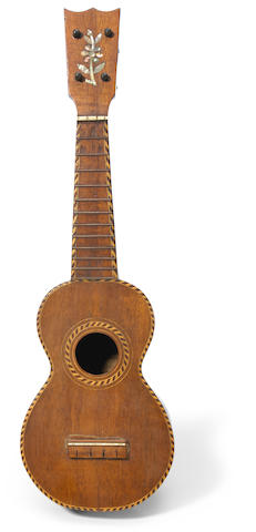 Kepokai Family Ukulele, Hawaiian Islands