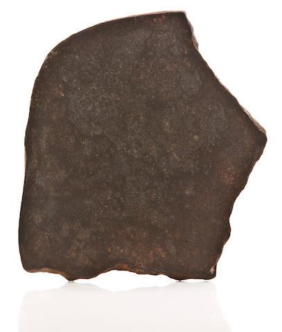 Roundsprings Meteorite – Complete Slice