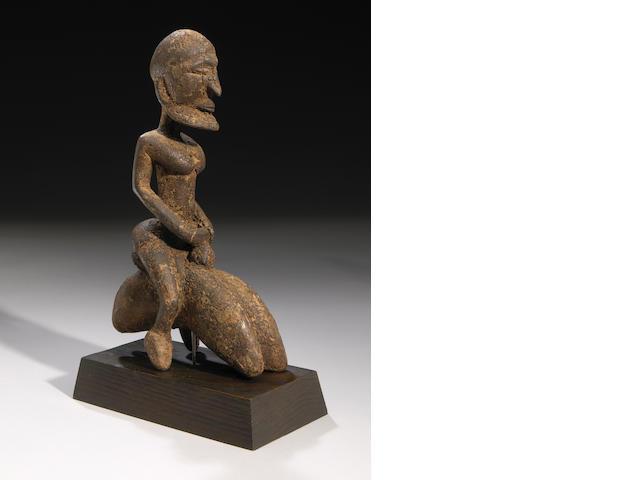 Dogon Equestrian Figure