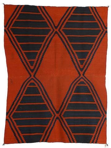 A Navajo Moki blanket