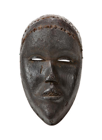 Dan Mask, Ivory Coast