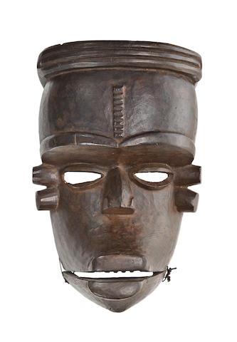 Ibibio Mask, by Nyong, of Ikot Obio Odongoekpo, Nigeria