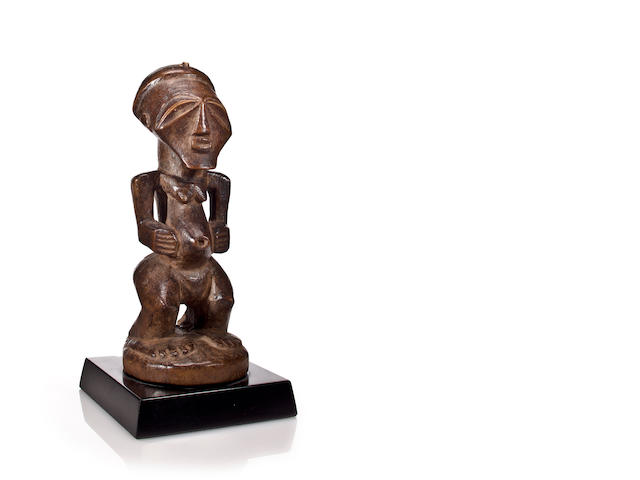 Songye Female Figure, Uruwa region, Democratic Republic of Congo