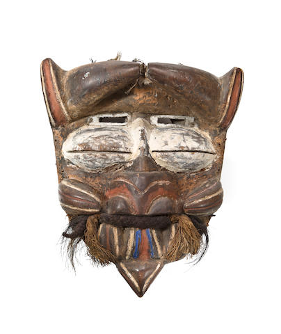 Ngere Mask, Liberia