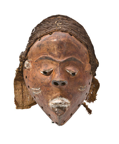 Pende Mask, Democratic Republic of Congo