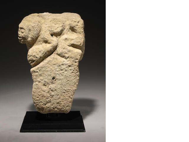 Huastec Stone Marker