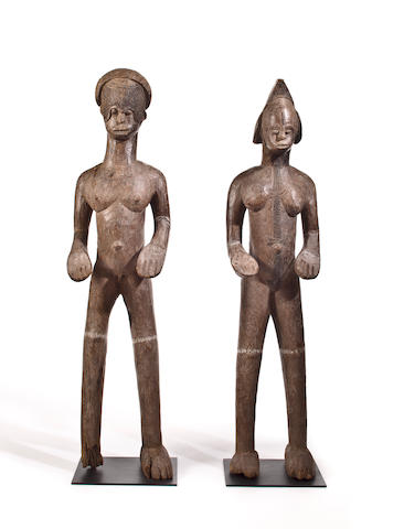 Ibo Male & Female Couple, Nigeria