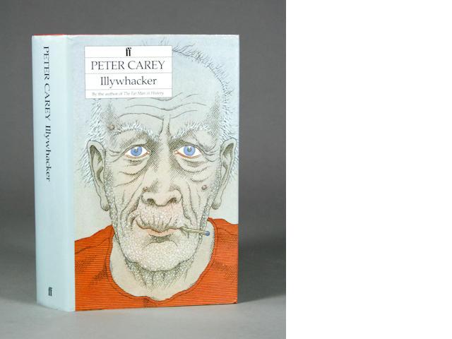 CAREY, PETER