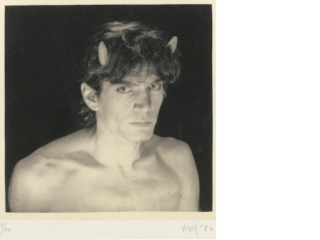Robert Mapplethorpe, Photogravuere;