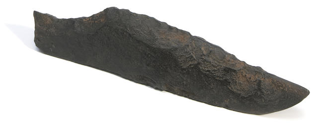 Stone Adze Blade, Marquesas Islands