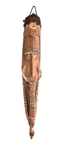 Iatmul Mask, Middle Sepik Province, Papua New Guinea