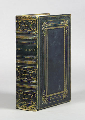[BIBLE IN ENGLISH.] London: 1815.
