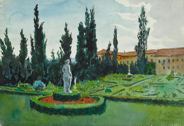 Alexander Benua, Palace View