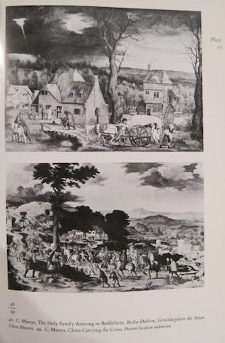 DUTCH PAINTING. 1. FRIEDLANDER, MAX J. Early Netherlandish Painting. Leyden: A.W. Sijthoff, 1967-75.