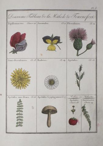 ROQUES, JOSEPH. 1772-1850. Plantes usuelles, indigènes et exotiques. Paris: chez l'auteur, 1809.