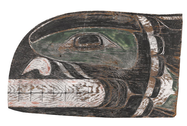 A Northwest Coast panel